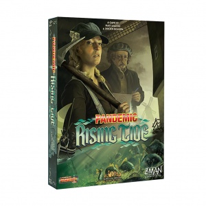 Пандемия Rising Tide (Pandemic Rising Tide)