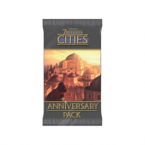 Семь чудес (7 Wonders Anniversary Pack - Cities)