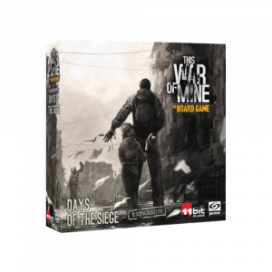 Это моя война Дни Осады (This War of Mine: Days of the Siege)