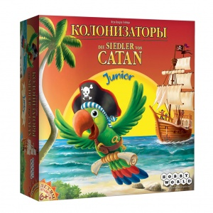 Колонизаторы Джуниор (Catan: Junior)