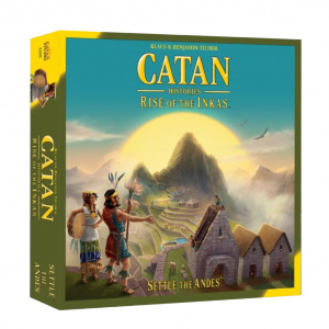 Колонизаторы (Catan Histories: Rise of the Inkas)