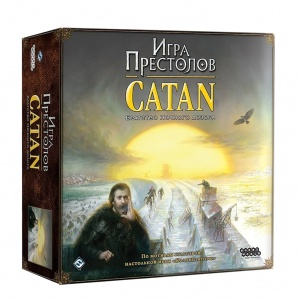 Колонизаторы Игра престолов (A Game of Thrones Catan: Brotherhood of the Watch)