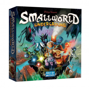 Small World. Underground (ENG) Маленький мир