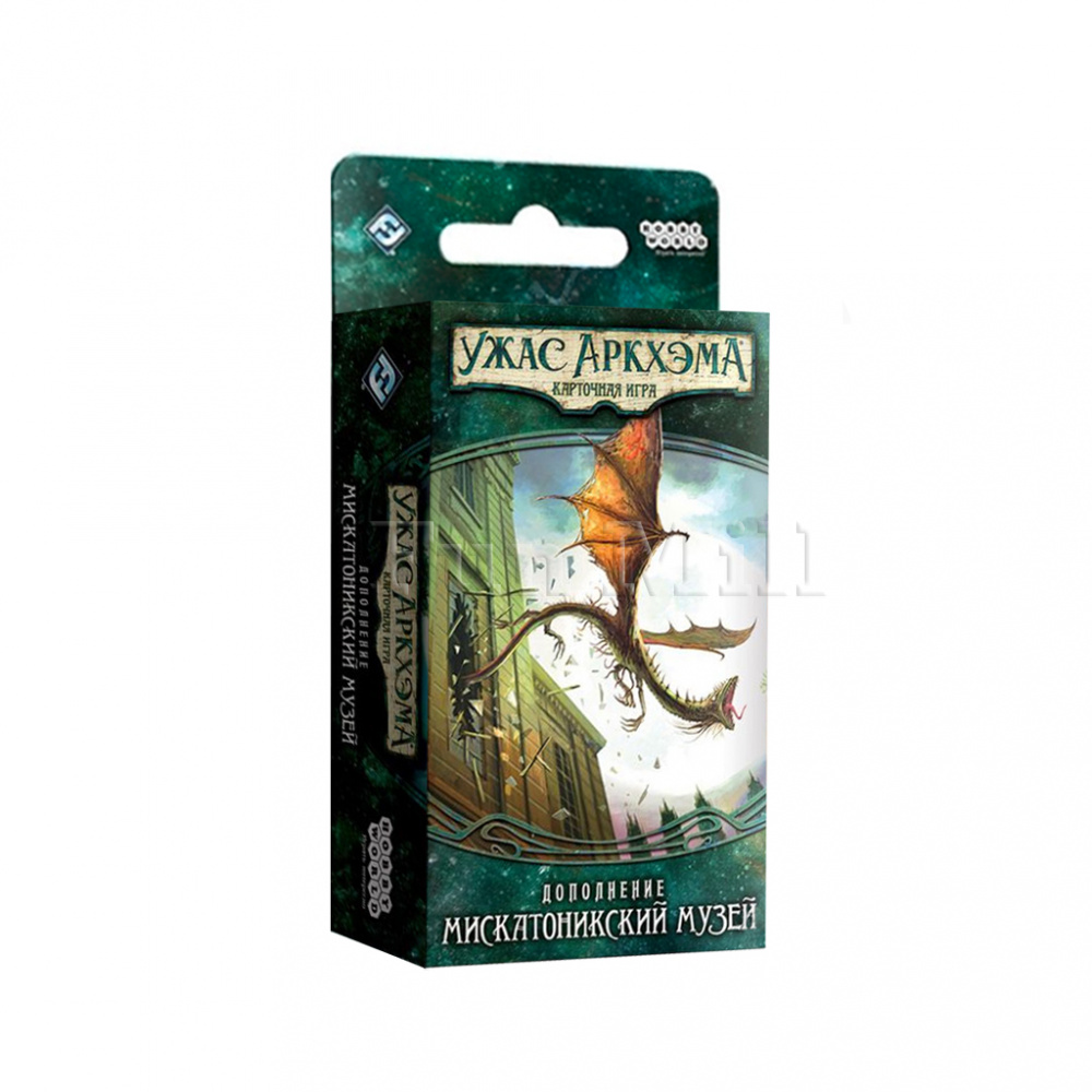 Ужас Аркхэма Карточная игра. Наследие Данвича. Мискатоникский музей (Arkham Horror LCG: The Dunwich Legacy The Miskatonic Museum: Mythos Pack)