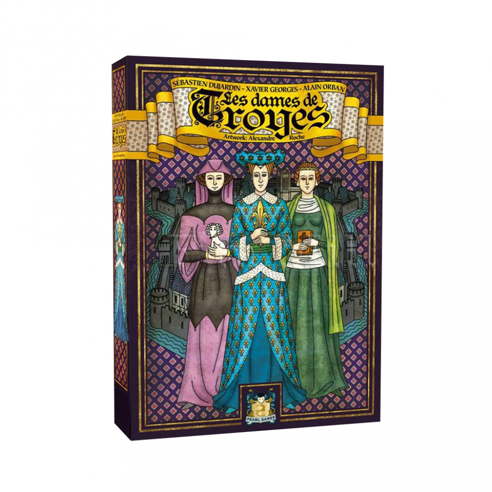 Дамы из Труа (The Ladies of Troyes)
